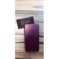 Чехол-книжка для Samsung Galaxy A40 Бордовая