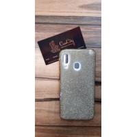 Чехол-накладка для Samsung Galaxy A40 Золотой