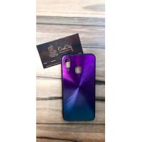 Чехол-накладка для Samsung Galaxy A40 Фиолетовый