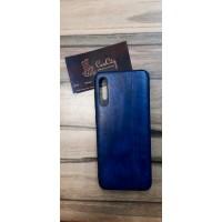 Чехол-накладка для Samsung Galaxy A50, Синий
