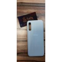 Чехол-накладка для Samsung Galaxy A50, белый