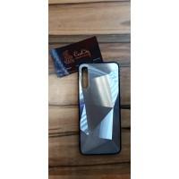 Чехол-накладка для Samsung Galaxy A50, зеркальный