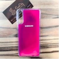 Чехол Нео-Сант для Samsung Galaxy A50, малиновый