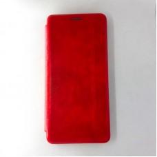 Чехол-книжка EXPERTS для Samsung Galaxy A50, красная
