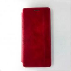 Чехол-книжка EXPERTS для Samsung Galaxy A50, бордовый