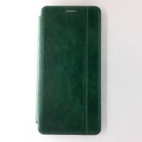 Чехол-книжка EXPERTS для Samsung Galaxy A50, зелёный