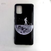 """Чехол накладка для Samsung Galaxy A51 с рисунком """"Космонавт"""""""