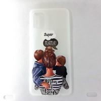 "Чехол накладка для Samsung Galaxy A51 с рисунком ""Family"""