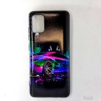 "Чехол накладка для Samsung Galaxy A51 с рисунком ""Car"""