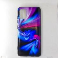 """Чехол накладка для Samsung Galaxy A51 с рисунком """"Абстракция"""""""