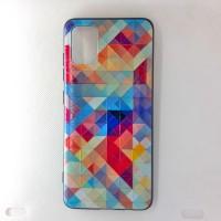 """Чехол накладка для Samsung Galaxy A51 с рисунком """"Абстракция 2.0"""""""