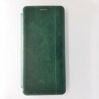 Чехол-книга для Samsung Galaxy A51, зелёный