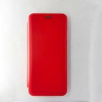 Чехол-книга для Samsung Galaxy A51, красный