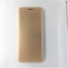Чехол-книга для Samsung Galaxy М51, золотой