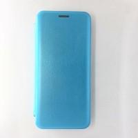 Чехол-книга для Samsung Galaxy A51, голубой