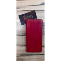 Чехол-книжка для Samsung Galaxy A60 красный