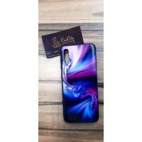 Чехол-накладка для Samsung Galaxy A70 разноцветный