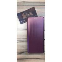 Чехол-книжка для Samsung Galaxy A70 бордовый