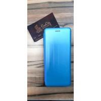 Чехол-книжка для Samsung Galaxy A70 голубой