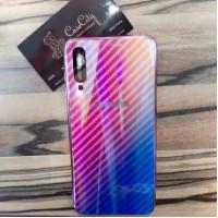 Чехол Аврора для Samsung Galaxy A70, Разноцветный