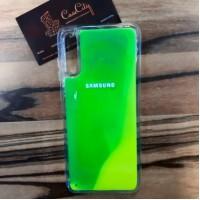 Чехол Нео-Сант для Samsung Galaxy A70, лайм