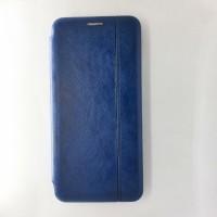 Чехол-книга для Samsung Galaxy A71, синий
