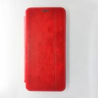 Чехол-книга для Samsung Galaxy A71, красный