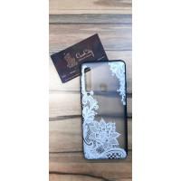Чехол-накладка для Samsung Galaxy А9 (2018) с узором