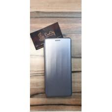 Чехол-книжка для Samsung Galaxy А9 (2018) серый