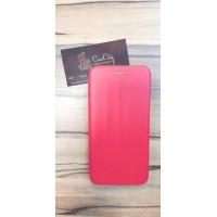 Чехол-книга для Samsung Galaxy A7 A750 (2018), красный