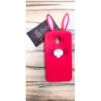 Силиконовый чехол для Samsung Galaxy J4 J400, кролик