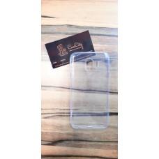 Силиконовый чехол-накладка для Samsung Galaxy J4 J400, прозрачный