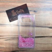 Чехол-пересыпка для Samsung Galaxy S10 (G973), розовый