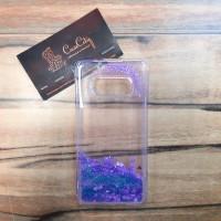 Чехол-пересыпка для Samsung Galaxy S10 (G973), фиолетовый