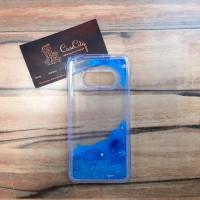 Чехол-пересыпка для Samsung Galaxy S10E (G970), голубой