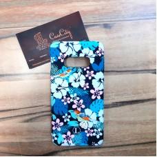 """Силиконовый чехол """"LUXO"""" для Samsung Galaxy S10 (G973), с принтом Flowers"""