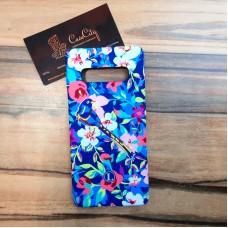 """Силиконовый чехол """"LUXO"""" для Samsung Galaxy S10 (G973), с принтом """"Flowers"""""""
