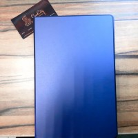 """Чехол для планшета JFK 10""""  Samsung Galaxy Tab S6/SM-T860 \ Tab S6/SM-T865 , синий"""