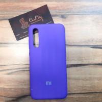"""Силиконовый чехол """"Silicone Case"""" для Xiaomi Mi 9 Pro, синий"""