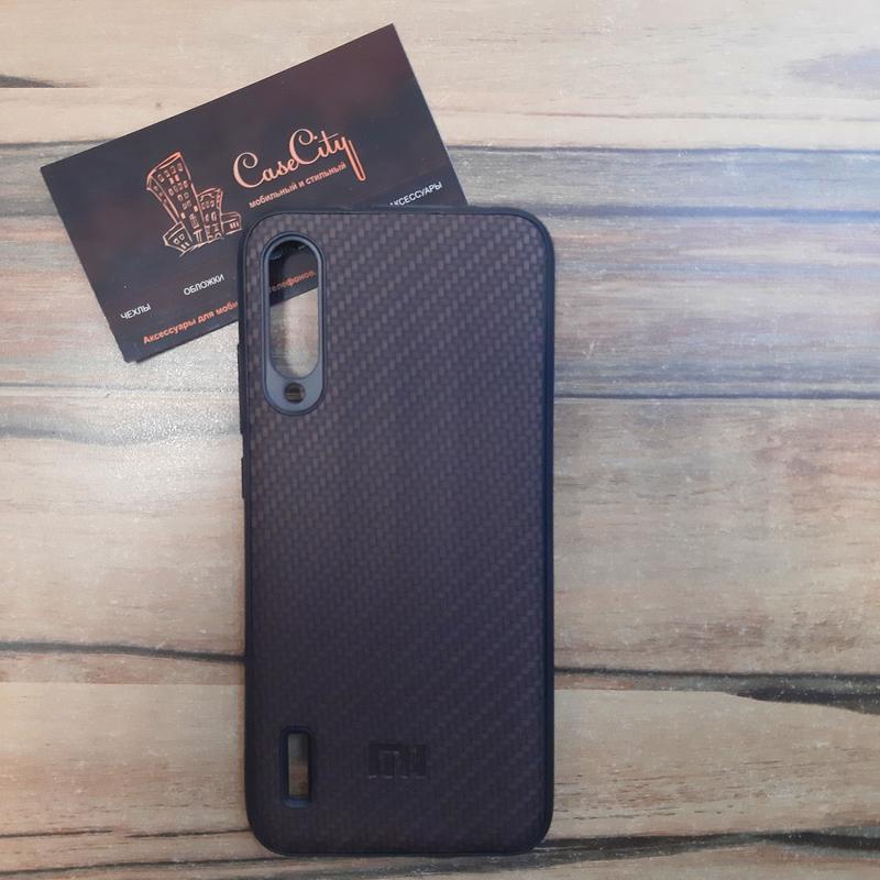 """Чехол-накладка """"EXPERTS"""" для Xiaomi Mi 9 Pro, коричневый"""