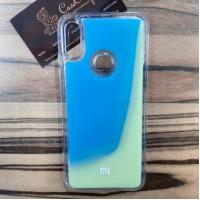 Чехол Нео-Сант для Xiaomi Redmi Note 7, голубой