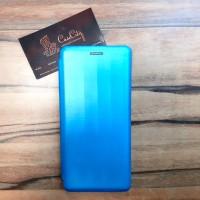 Чехол-книга EXPERTS для Xiaomi  Redmi Note 8, голубой