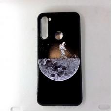 """Чехол накладка для Xiaomi Redmi Note 8T с рисунком """"Космонавт"""""""