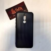 Силиконовый чехол EXPERTS для Xiaomi Redmi 8, чёрный