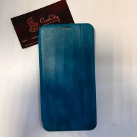 Чехол-книга EXPERTS для Xiaomi Redmi 8, голубой