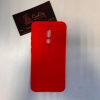 Силиконовый чехол EXPERTS для Xiaomi Redmi 8, красный