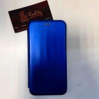 Чехол-книга EXPERTS для Xiaomi Redmi 8, синий