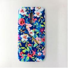 """Силиконовый чехол Luxo для Xiaomi Redmi 8A, """"Flowers"""""""