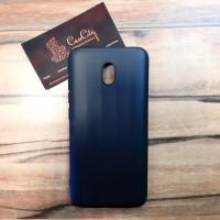 Силиконовый чехол EXPERTS для Xiaomi Redmi 8A, чёрный