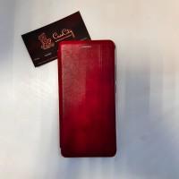 Чехол-книга EXPERTS для Xiaomi Redmi 8A, красный